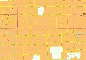 Beijing map