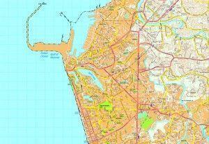 Colombo map