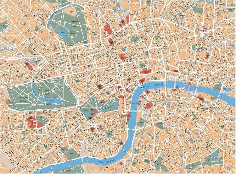 London eps map