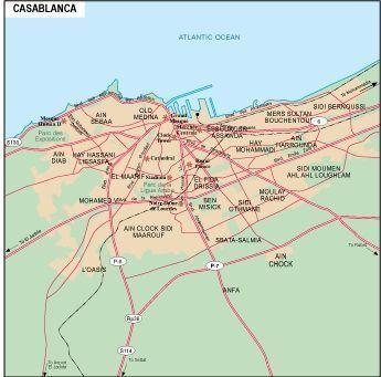 Casablanca city on johannesburg map, key largo map, algeria map, timbuktu map, potsdam map, dubai map, morocco map, tripoli map, western sahara map, marrakesh map, marrakech map, africa map, algiers map, dar es salaam map, cape town map, damascus map, accra map, salerno map, oran map, lima map,