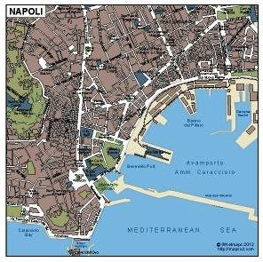 Napoli eps map