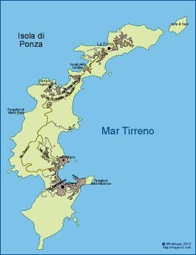Ponza eps map
