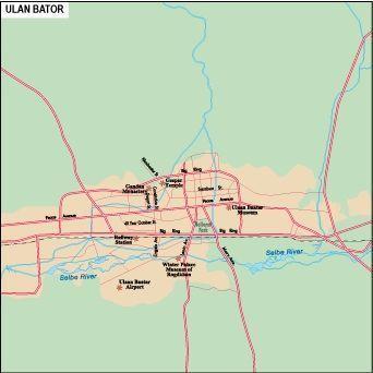 Ulan Bator city