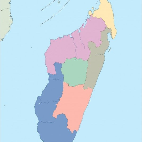 madagascar blind map
