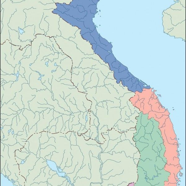 vietnam blind map