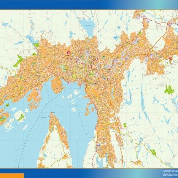 Oslo kart