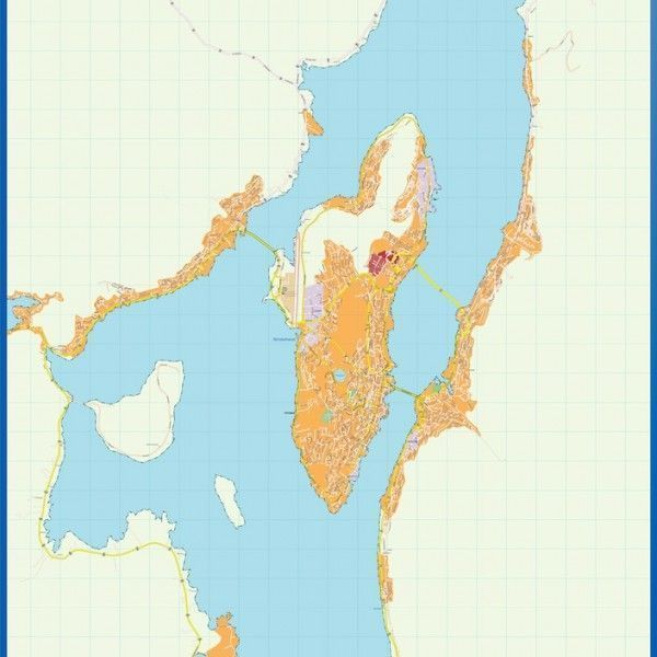 Tromso kart