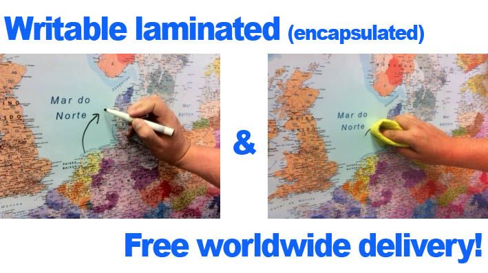 writable maps