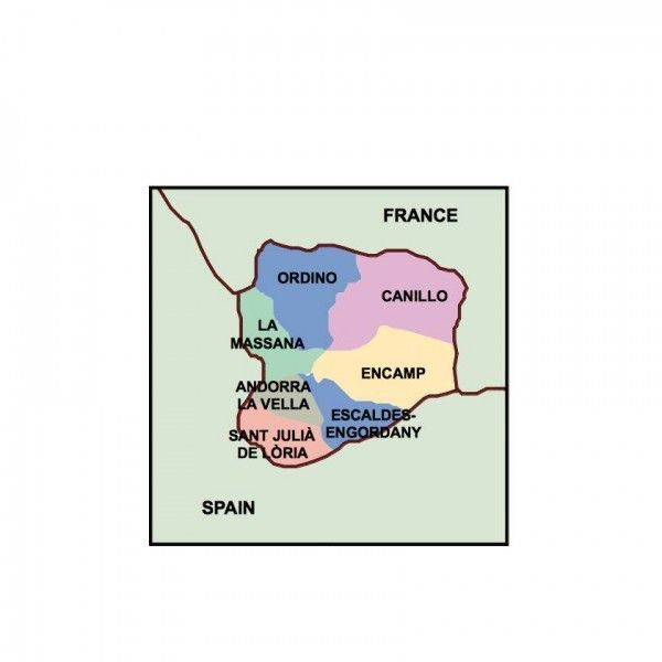 andorra presentation map