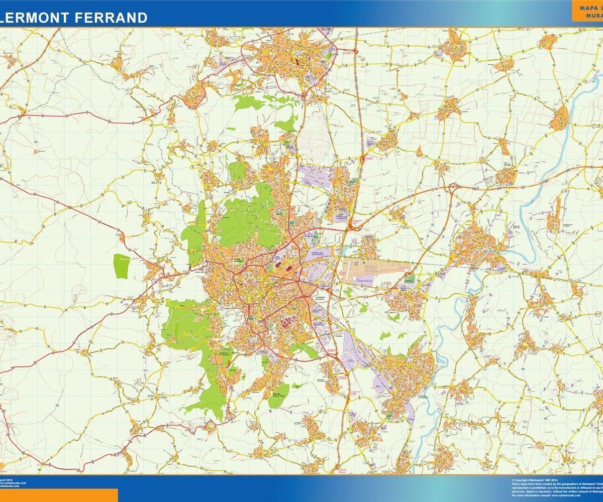 clermont ferrand wall map on council of clermont map, munich map, saumur map, newcastle upon tyne map, le havre map, utrecht map, carcassonne map, london map, trieste map, cluj-napoca map, mont saint-michel map, boulogne-sur-mer map, seine map, rennes map, cahors map, vila nova de gaia map, turku map, arras map, evian-les-bains map, strasbourg map,