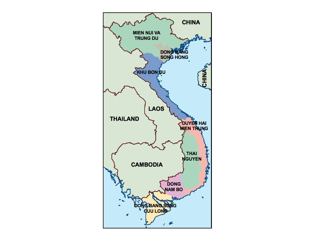 Map Of Uk For Powerpoint.Vietnam Presentation Map