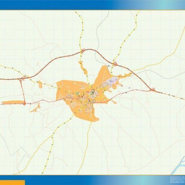 Elvas Mapa Magnetico