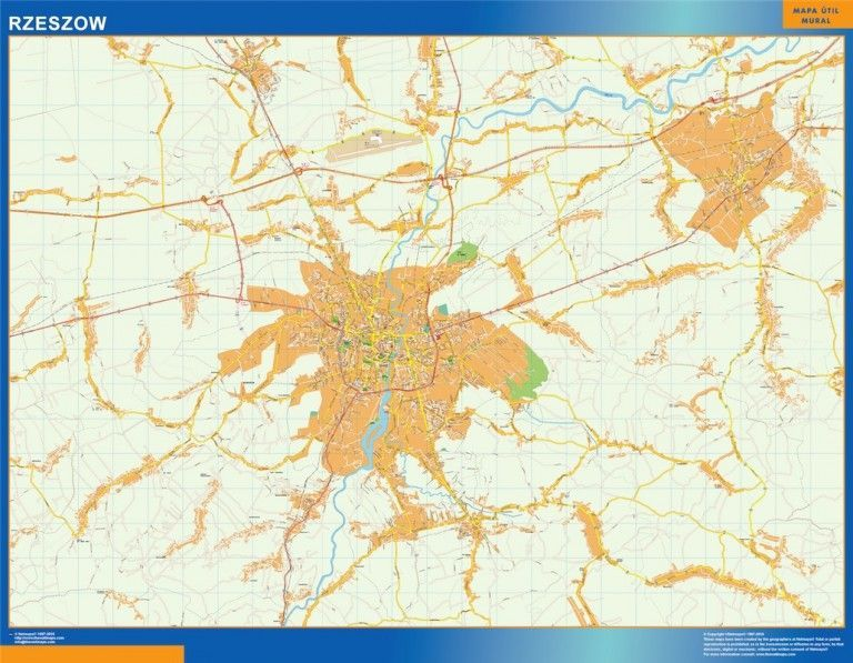 Zabrze Mapy Scienne Digital Maps Netmaps Uk Vector Eps Wall Maps