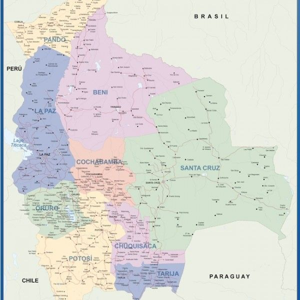 magnetic map bolivia