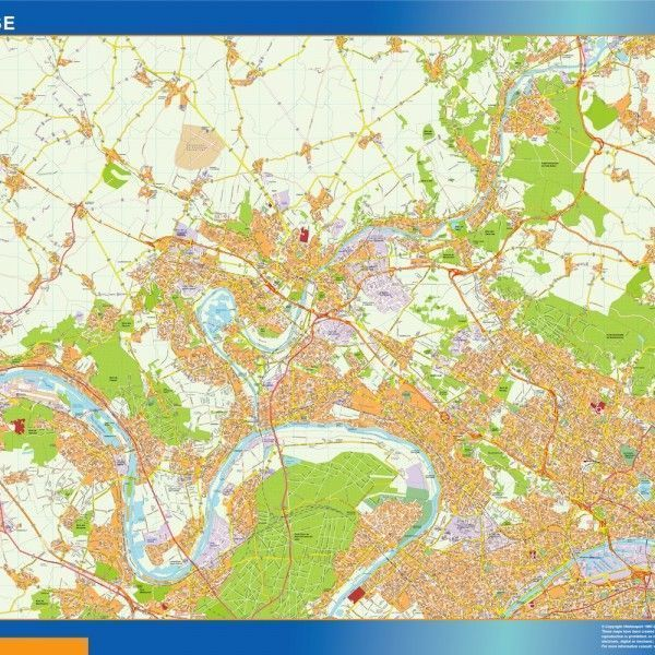 pontoise carte magnetique