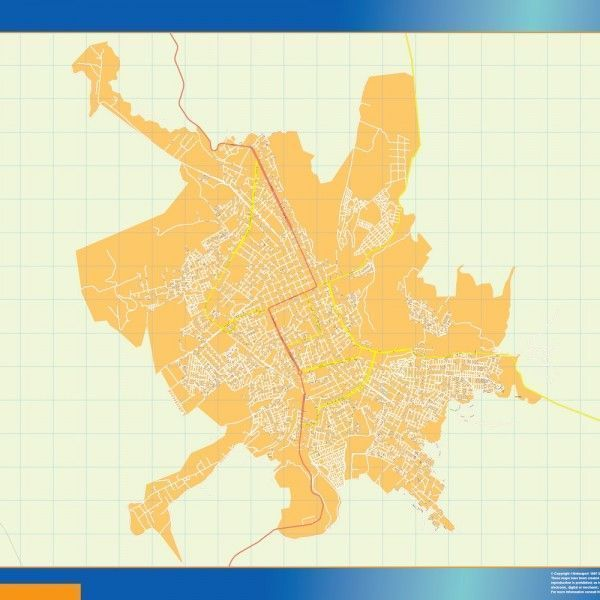 Mapa Pasto